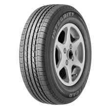 100 Light Duty Truck Tires Goodyear Integrity P19570R14 Performance Tread