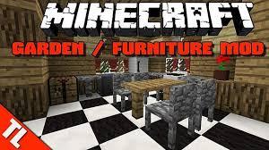 Minecraft MrCrayfish s Garden Furniture Mod for 1 5 1 Minecraft Blog