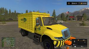 International Chipper Truck V1.0 Mod - Farming Simulator 2017 / 17 ... Here She Is A Monster Chipper Truck Wrap For Our Friend John At Pictures Of Your Lets See Them Page 12 The Buzzboard Chipper Truck Sale In North Carolina 2007 Intertional I7300 4x4 Chipper Dump Truck For Sale 582986 2004 Ford F550 4x4 Stc56650 Youtube Rental Southern Ca Redbird Rentals Green Star Tree Service Mike Flickr Arizona Intertional V10 Mod Farming Simulator 2017 17 Vmeer Bc 1800a Wood With Loading Lorry Stock Photo