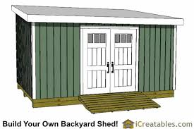12x16 lean to shed plans 12x16 storage shed plans