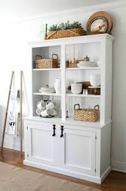 Antique Style Hutch