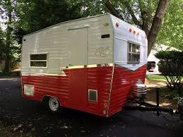 1971 Shasta Compact Camper Renovation