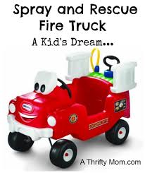 This Is A Little Kid's Dream... - A Thrifty Mom - Recipes, Crafts ... Kid Motorz Two Seater Fire Engine 12 Volt Battery Operated Ride On Galaxy Pbs Kids Toy Truck Soft Push Car Vehicle For Trax Brush Dodge Licensed 12v On Behance Trucks For Inspirational S Parties Little My First Rc Toddler Remote Control Red Buy Play Tent Playtent House Indoor Playhouse Cnection Great Cheap Firetruck Find Deals Line At Alibacom Rc Toys Real Action Squeezable Pullback Amazoncom Kidkraft Step N Store Games Diecast Model Ambulance Set