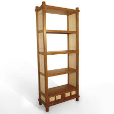 ideas for solid wood bookshelves design 13924