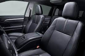 2008 Toyota Highlander Captains Chairs by 2017 Toyota Highlander Preview J D Power Cars