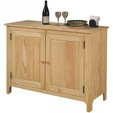 Kitchen Buffet Solid Wood Dining Storage Cabinet Pantry