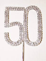 zahl 50 groß silber mit kuchen topper toll für geburtstag
