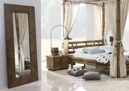 bambus schlafzimmer natur exotischerleben