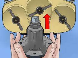 Craftsman Lt1000 Drive Belt Replacement by How To Repair A Mower Deck Spindle With Pictures Wikihow