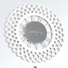 wanduhr design vintage und modern made in italy viadurini