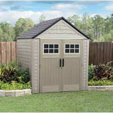 Rubbermaid Garden Tool Shed by Rubbermaid 7x7 Storage Shed By Rubbermaid At Mills Fleet Farm