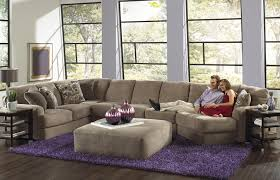 Bobs Living Room Sets by Six Seat Sectional Sofa By Jackson Furniture Wolf And Gardiner