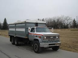 Chevy Tandem Grain Truck