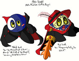 MMPotO Costume Designs Meta Knight Page 1 By Turbomun
