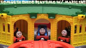 Thomas And Friends Tidmouth Sheds Trackmaster by Tidmouth Sheds Take N Play Set Playtime Thomas U0026 Friends Toy For