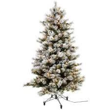 Hobby Lobby Burlap Christmas Tree Skirt by 7 5 U0027 Flocked Fast Shape Cashmere Sonoma Tree Hobby Lobby