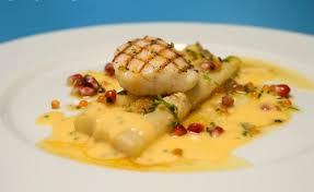 recette cuisine poisson recette de poisson blanc aux aromates et baies roses