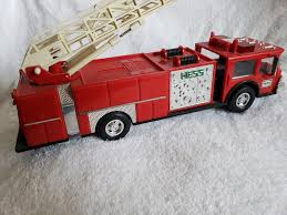 HESS TRUCK LOT,86 Firetruck,90 Tanker,91 Mini,01 Chopper - $60.00 ...