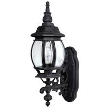 1 l wall mount outdoor lantern capital lighting fixture company