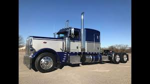 "2018 Peterbilt 389 300""Flat Top 2-Tone PACCAR Power 