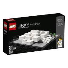 Lego House Billund Denmark 4000010 Building Set Toy Interlocking Building Set