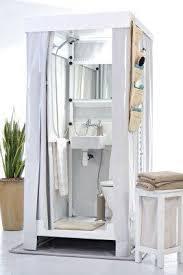 mobiles mini bad für temporäre einsätze bad und sanitär