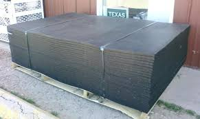Garage Gym Flooring Pallet Of Horse Stall Mats At A Ideas