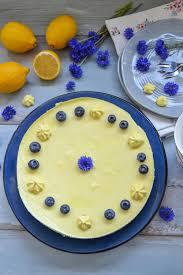philadelphia torte rezept mit zitronen götterspeise