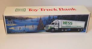 Vintage 1978 Hess Fuel Oils Toy Truck Collectible - Complete In ... 2002 Hess Truck With Plane Trucks By The Year Guide 2013 Toy Tractor Ebay Amazoncom 1999 Minature Fire Toys Games Antique Best 2000 Decor Ideas 1996 Hess Emergency Ladder 25 Toy Trucks On Pinterest Cars 2 Movie Classic Hagerty Articles 2017 Arrived Today Youtube 3 Models 1984 Tanker 1986 2day Ship 2016 And Dragster All On Sale