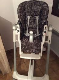 chaise prima pappa diner la chaise haute prima pappa diner de peg pérego turbulette et