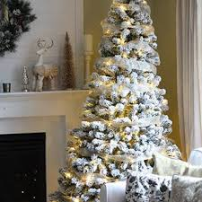 Pre Lit Flocked Christmas Tree Canada by King Of Christmas Highest Quality Artificial Christmas Trees