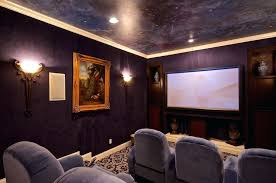 sconce home theatre wall sconces diy theater ideas style