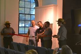 Thomas Edison NHP Receives Upgrade With Help From Monk s Home