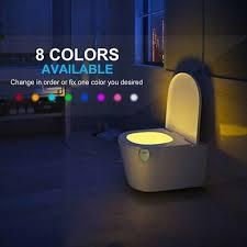 wc led licht toiletten nachtlicht usb ladung mit