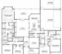 American Foursquare Floor Plans Modern by American Foursquare Characteristics Best Car Garage Plans Ideas On