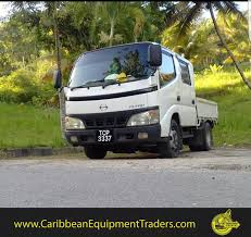 Toyota Hino 2 Ton Truck | Caribbean Equipment Online Classifieds For ...