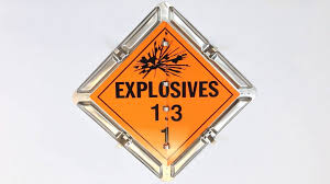 Flip-n-Lock™ Explosive DOT Placard Set, Aluminum (unpainted) - 7 ... Chemical Placards On Trucks Best Image Truck Kusaboshicom Hazmat Semi Common Dot Vlations With Placards Youtube Car Wraps Vinyl Graphics Fleet Letters Van Transportation Of Dangerous Goods Poster A142 Tdg Progressive Forest Phmsa Exempts Securecargo Carriers From California Rest And Transfer Traing Requirements Fuels Learning Centrefuels Centre Nmc 4digit Dot Vehicle 1863 3 New Items Dotimo Hazardous Materials Placards Flammable Stock Photo Edit