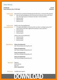 Microsoft Office Word 2007 Resume Templatesoffice Template Download 12 Free Docx Regarding Format In Ms