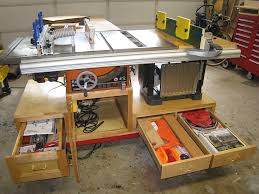 Cabinet Table Saw Mobile Base by 18 Cabinet Table Saw Mobile Base Building A Stand Cabinet