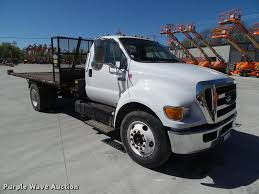 2005 Ford F650 Super Duty Rollback Truck | Item L5537 | SOLD...