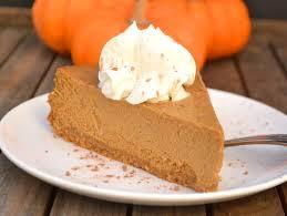 Best Pumpkin Pie With Molasses by Molasses Pumpkin Cheesecake Lighter U0026 Healthy Ish