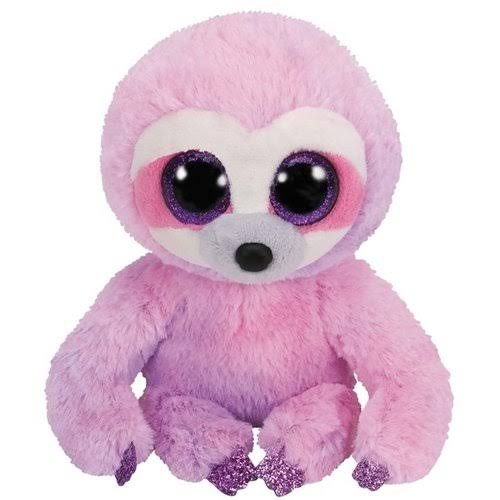 "Beanie Boos - Dreamy The Purple Sloth 6"" Plush 