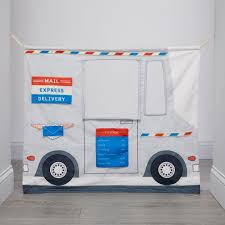 Shop Doorway Play Truck. Kids Can Make Believe Three Different Ways ...