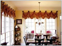 Staggering Valances For Large Windows Valance Window Treatment Ideas Dining Room New Idea Modern Scarf