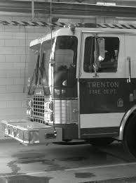 100 Black Fire Truck City Of Trenton MI Department