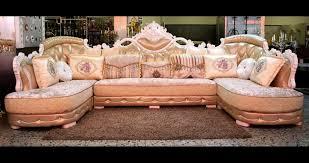 u form barock sofa farbauswahl design wohnzimmer neu