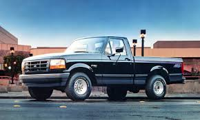 Ford F-Series: A Brief History - » AutoNXT Fileford F150 King Ranchjpg Wikipedia New 2018 Ford For Sale Whiteville Nc Fseries A Brief History Autonxt Truck Model History The Fordificationcom Forums Ford Fseries Historia 481998 Youtube Image 50th Truck With Raftjpg Matchbox Cars Wiki Fandom Readers Letters Of Pickups In Brief Photo Pickup From Rhoughtcom Two Tone Lifted Chevrolet Silly Video Of Trucks F1 F100 And Beyond Fast American First In America Cj Pony Parts Stepside Vs Fleetside Bed Style Terminology