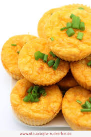 low carb käse schinken muffins in 5 minuten staupitopia