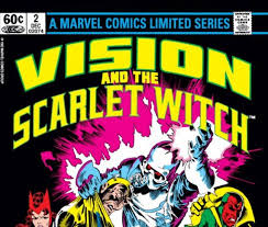 Vision And The Scarlet Witch 1982 2
