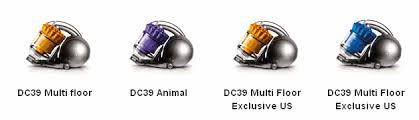 Dyson Dc39 Multi Floor Vacuum by Dyson Dc39 Red And Purple Versions Vacuum Reviews